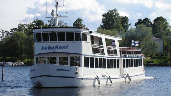 Sapha Oy M/S Lake Star M/S Lake Seal, Savonlinna