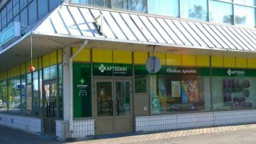 Viinikan Apteekki, Tampere