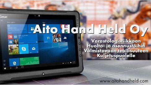 Aito Hand Held Oy, Kouvola