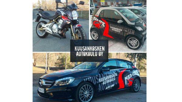 Kuusankosken Autokoulu Oy, Kouvola