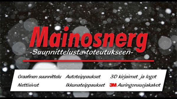 Mainosnerg Oy, Turku