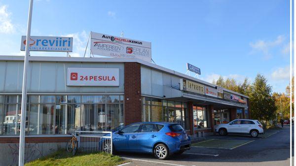 Epilän Autohuolto, Tampere
