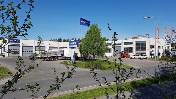 HF-Autohuolto Oy, Riihimäki