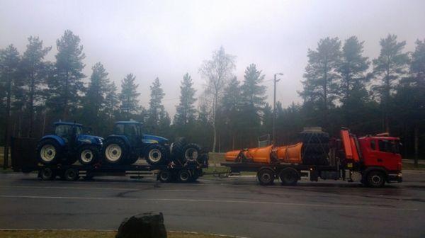 Autopalvelu TM Kontio Ky, Kalajoki