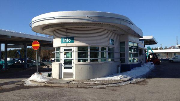 Kuusakoski Oy Helsinki Kivikko, Helsinki