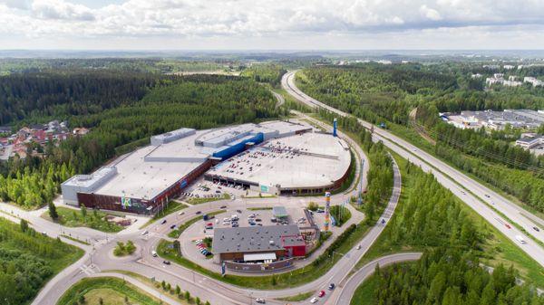 Kauppakeskus Karisma, Lahti