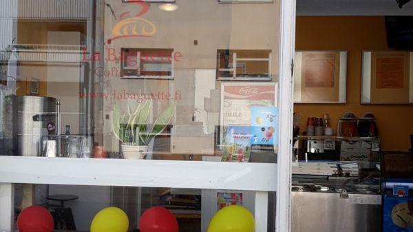 La Baguette Coffee Shop Oy, Helsinki