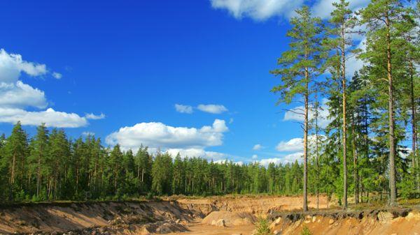 E. Hartikainen Oy Maarakennus Punasuon ja Uutelan kaivokset, Sotkamo