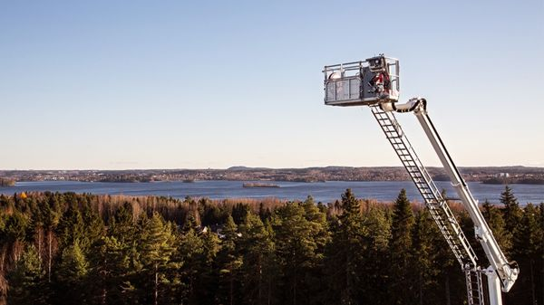 Bronto Skylift Oy Ab, Tampere