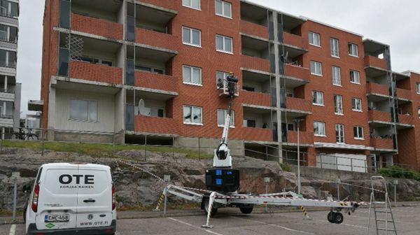 Ote Oy, Helsinki