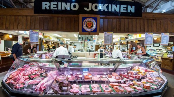 Lihaliike Reino Jokinen Oy, Turku
