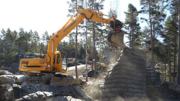 Louhinta ja Maanrakennus Salminen, Paimio