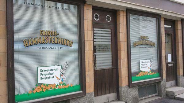 Hammaslaboratorio Tapio Valli Oy, Mikkeli