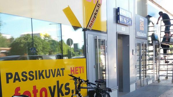 Fotoyks -  Tikkurila Passikuvaamo, Vantaa