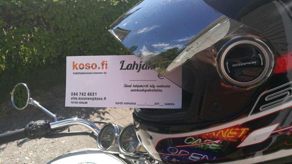 Autokoulu koso.fi, Iisalmi