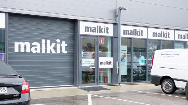 Malkit Oy Vantaa, Vantaa