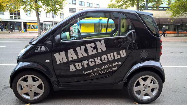 Maken Autokoulu, Espoo