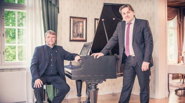 Pianonvirittäjä-laulaja Juha Yli-Knuuttila, Lempäälä