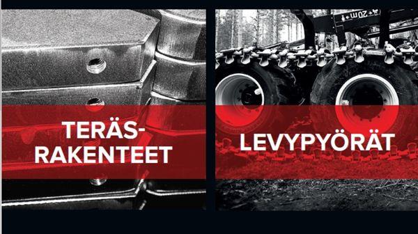 Levypyörä Oy, Lahti