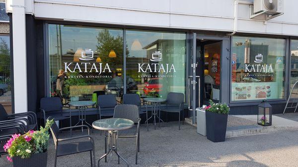 Kataja Kahvila-Konditoria, Tarja Silvola Oy, Nokia