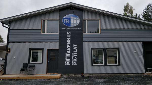 Pirkanmaan PR-Rakennus Oy, Ylöjärvi