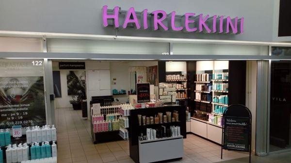 Hairlekiini Vaasa Rewell Center, Vaasa