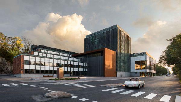 LPR-arkkitehdit Oy, Turku