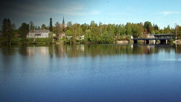 Keuruun kaupunki Keuruun Vesi, Keuruu
