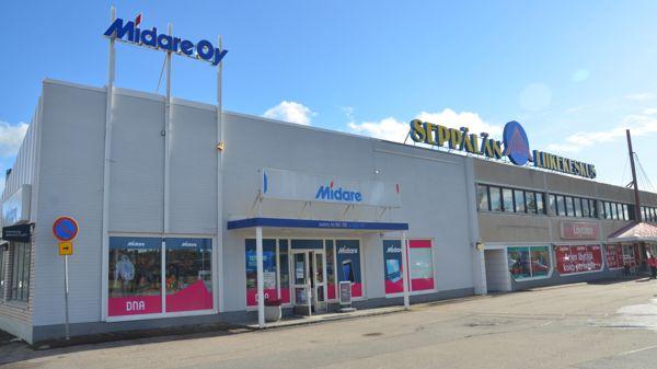 Midare Oy Jyväskylä, Jyväskylä