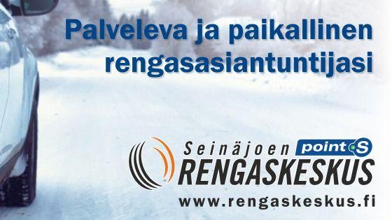 Seinäjoen Rengaskeskus Oy, Seinäjoki