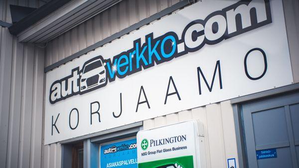 Autoverkko.com Korjaamo, Hyvinkää