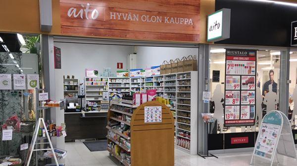 AITO hyvän olon kauppa Rauma - Ryytiaitta, Rauma