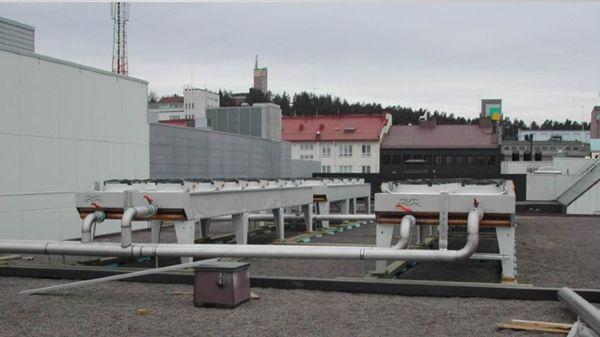 MV-Jäähdytys Oy, Raisio