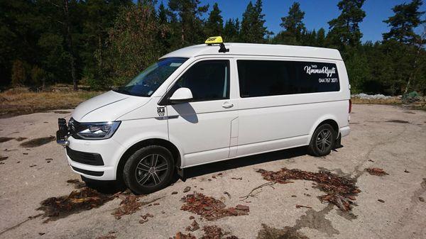 Taksi Kimmon Kyyti, Mynämäki