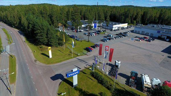 Hämeen Auto, Jyväskylä