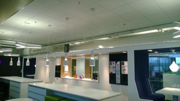 Halttusen Sähkö Oy, Helsinki