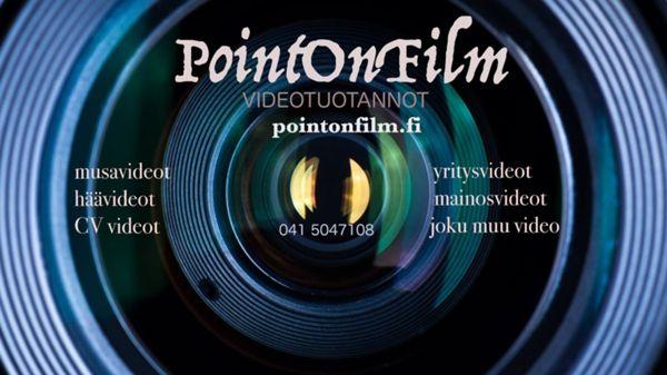 Ohjelmapalvelu RikuPelle / PointOnFilm, Espoo