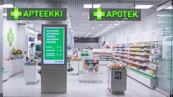 Tapiolan Apteekki, Espoo