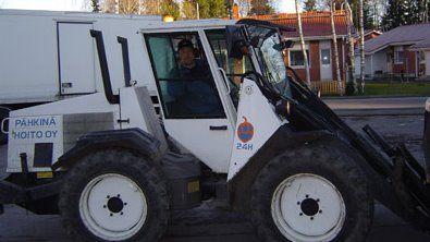 Pähkinähoito Oy, Vantaa