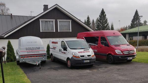 Kunnossapitopalvelut-Helping Hands Oy, Jyväskylä
