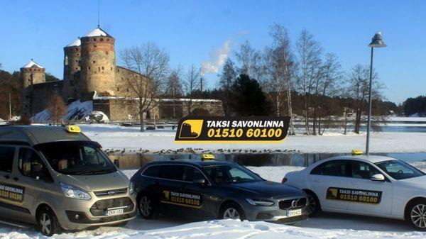 Taksi Savonlinna, Savonlinna