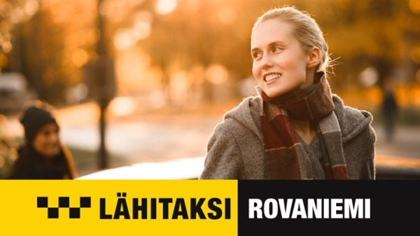 Lähitaksi Rovaniemi, Rovaniemi