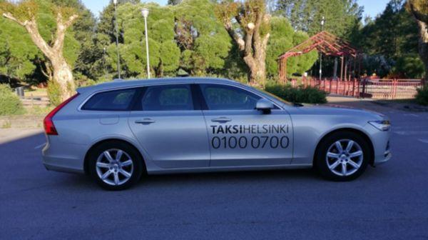 Taksipalvelu T. Pitkänen Oy, Espoo