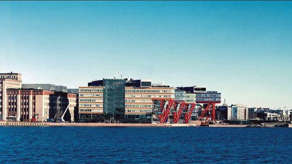 ANDRITZ Oy Helsinki, Helsinki