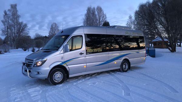 Taksi Kari Saarinen, Pälkäne