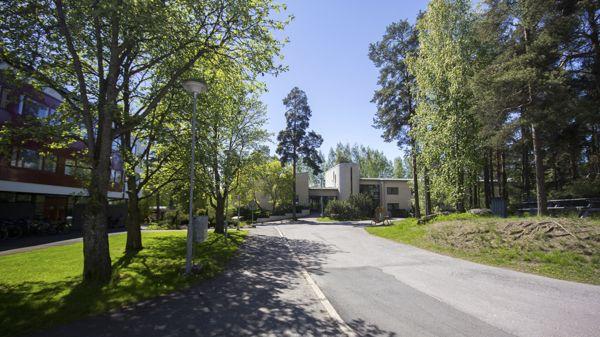 Kokoushotelli Linnasmäki, Turku