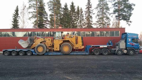 Kuljetusliike Karjalainen & Kumppanit Ky, Siilinjärvi