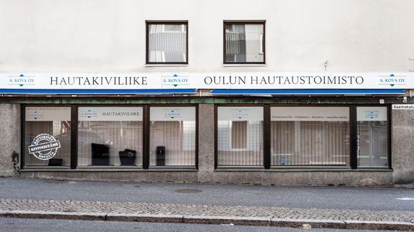 Oulun Hautaustoimisto, Oulu