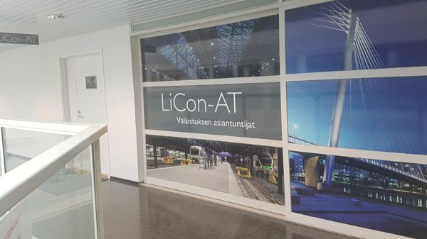 Licon-AT Oy, Hyvinkää