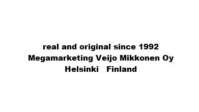 Megamarketing Veijo Mikkonen Oy, Helsinki